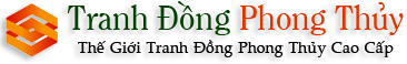 Tranh Đồng Phong Thủy – Tranh Đồng Mỹ Nghệ – Thế Giới Tranh Đồng